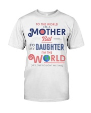 Special gift for your mom - A00 Classic T-Shirt thumbnail