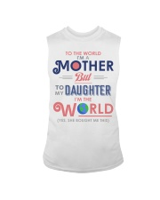 Special gift for your mom - A00 Sleeveless Tee thumbnail