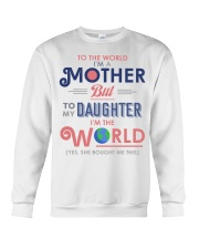 Special gift for your mom - A00 Crewneck Sweatshirt thumbnail