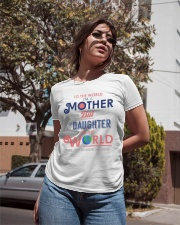 Special gift for your mom - A00 Ladies T-Shirt apparel-ladies-t-shirt-lifestyle-02