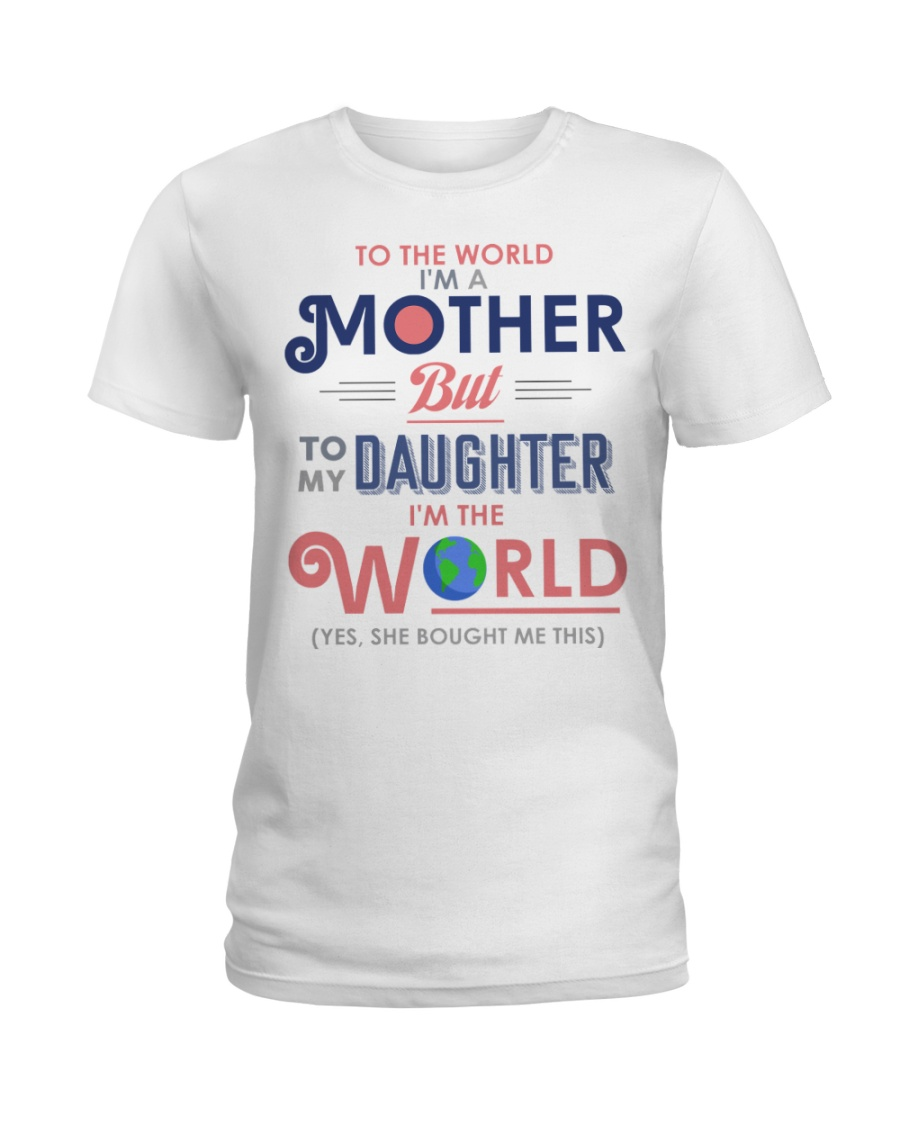 Special gift for your mom - A00 Ladies T-Shirt