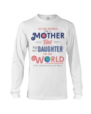 Special gift for your mom - A00 Long Sleeve Tee thumbnail