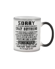 Gift for girlfriend T0 T3-211 Color Changing Mug thumbnail