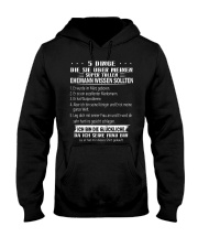 5 Things - T03 Marz German Hooded Sweatshirt thumbnail