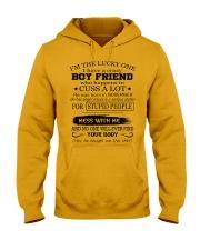 Perfect gifts for Girlfriend - November Hooded Sweatshirt thumbnail