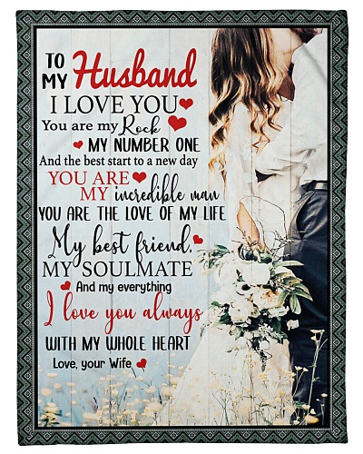 To my husband T4-170