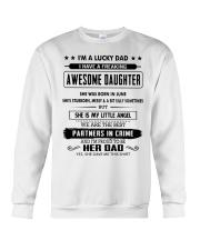 Perfect gifts for DAD - 06 Crewneck Sweatshirt thumbnail