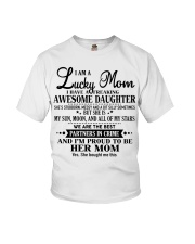 Perfect gift for Mom - Lucky Mom Youth T-Shirt thumbnail
