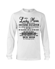 Perfect gift for Mom - Lucky Mom Long Sleeve Tee thumbnail