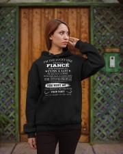 I have a crazy fiance who swears a lot 4 Hooded Sweatshirt apparel-hooded-sweatshirt-lifestyle-02