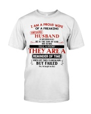 Special gift for wife store CH07 Classic T-Shirt front