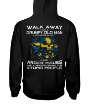 PERFECT GIFT FOR SWEDEN OLD MAN - JULY Hooded Sweatshirt thumbnail