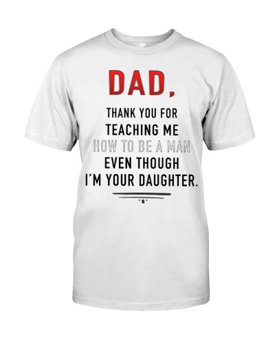 Dad - Thank You For Teaching Me