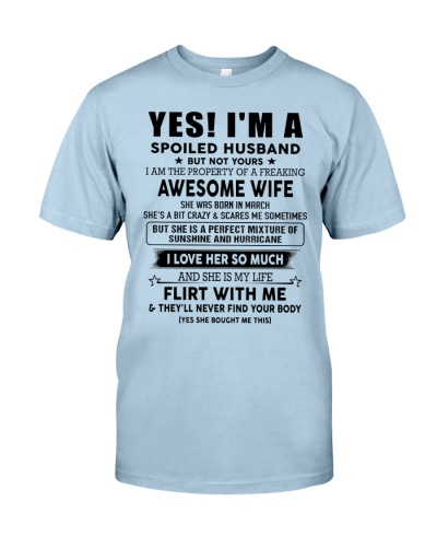 Perfect gift for husband AH03