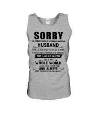 The perfect gift for your WIFE - D00 Unisex Tank thumbnail