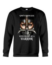 God's Princess Christian Crewneck Sweatshirt thumbnail