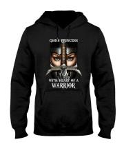 God's Princess Christian Hooded Sweatshirt thumbnail