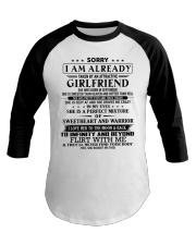 Gift for boyfriend T09 September T3-153 Baseball Tee thumbnail