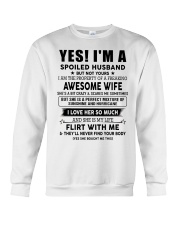 Perfect gift for your husband  Crewneck Sweatshirt tile