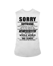 The perfect gift for your girlfriend - D tattoos Sleeveless Tee thumbnail