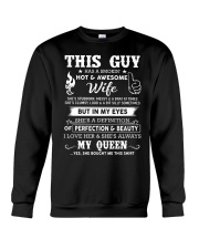 Gift for husband - CTUS00 Crewneck Sweatshirt thumbnail