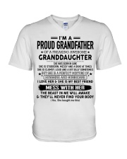 Perfect gift for grandfather AH06 V-Neck T-Shirt thumbnail