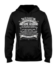Awesome Husband - T02 Wife Hooded Sweatshirt front