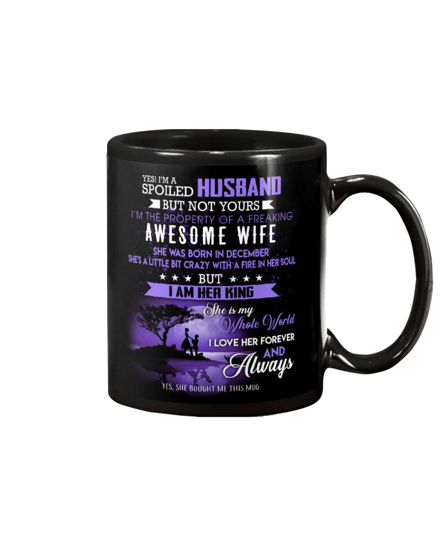 Gift for your husband - C012 Mug