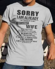 Gift for Boyfriend -  wife - TINH10 Classic T-Shirt apparel-classic-tshirt-lifestyle-28