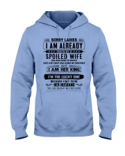 Perfect gifts for Husband- March Hooded Sweatshirt thumbnail