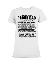 Special gift for your daddy - A00 Premium Fit Ladies Tee thumbnail