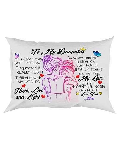 Chad - Mom To Daughter - US - Pillow