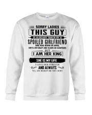Gifts for Boyfriend- April AH04 Crewneck Sweatshirt thumbnail