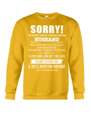 The perfect gift for your WIFE - D9 Crewneck Sweatshirt thumbnail