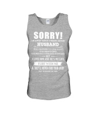 The perfect gift for your WIFE - D9 Unisex Tank thumbnail