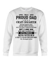 Gift for your dad S-4 Crewneck Sweatshirt thumbnail