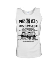Gift for your dad S-4 Unisex Tank thumbnail