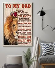 Special gift for father's day - C00 11x17 Poster lifestyle-poster-1