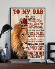 Special gift for father's day - C00 11x17 Poster lifestyle-poster-2
