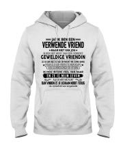 Perfect cadeau voor je geliefde AH00 Hooded Sweatshirt thumbnail