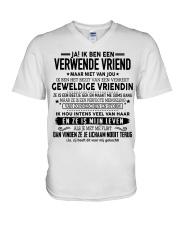Perfect cadeau voor je geliefde AH00 V-Neck T-Shirt thumbnail