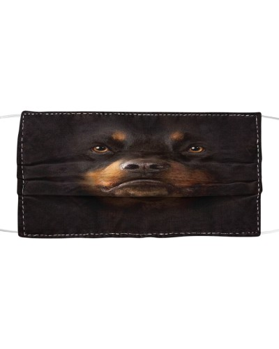 Own special with this mask - rottweiler