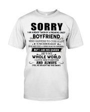 The perfect gift for your girlfriend - D8 Classic T-Shirt thumbnail