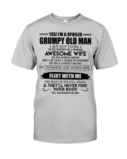 Perfect gift for husband AH01 Classic T-Shirt front