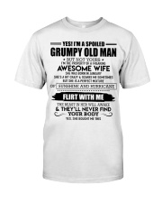 Perfect gift for husband AH01 Classic T-Shirt tile