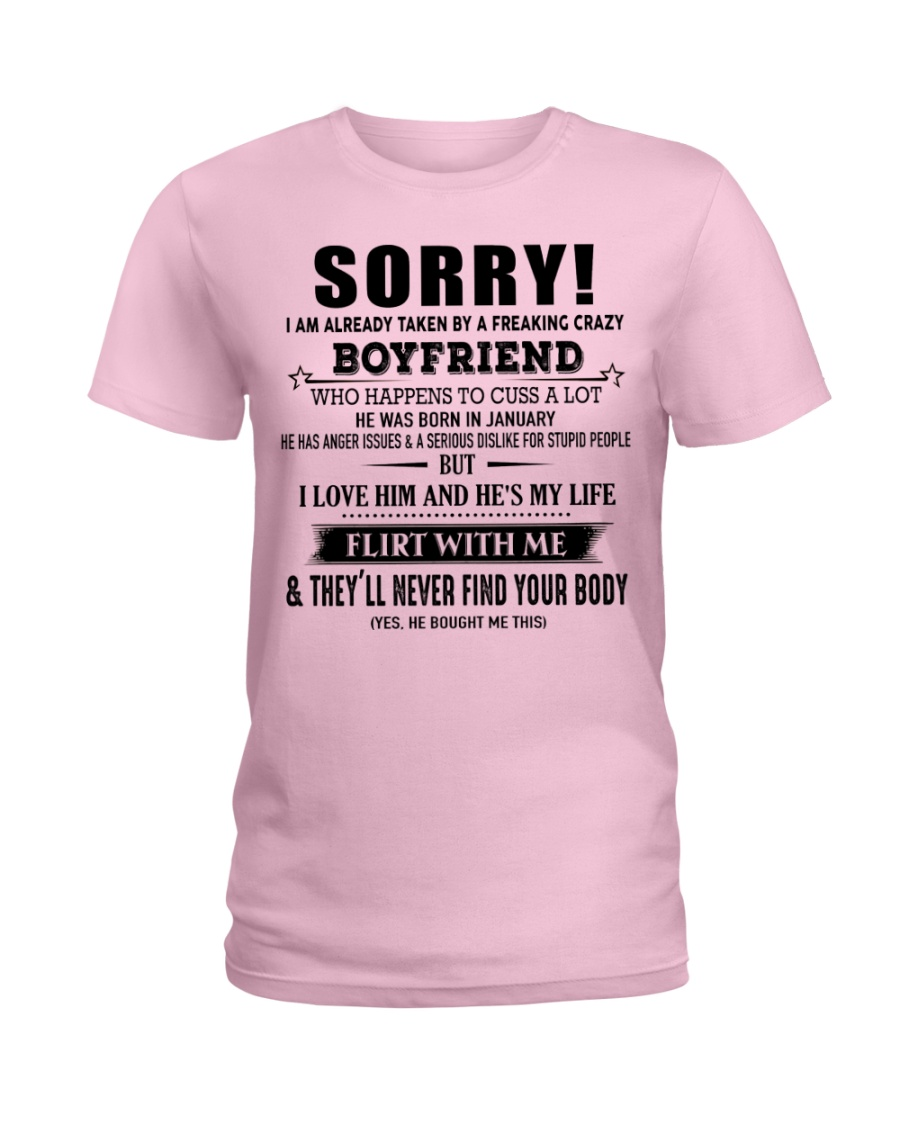 The perfect gift for your girlfriend - D1 Ladies T-Shirt