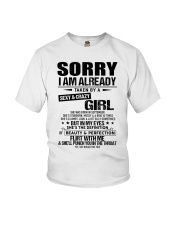 Gift for Boyfriend - 9 Youth T-Shirt thumbnail