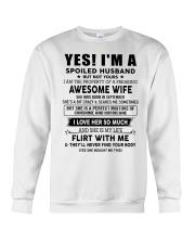 Perfect gift for husband - September Crewneck Sweatshirt thumbnail
