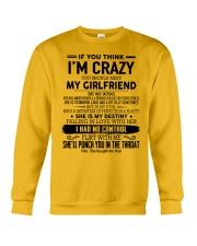 Gift for boyfriend T0 Tattoo T3-152 Crewneck Sweatshirt thumbnail