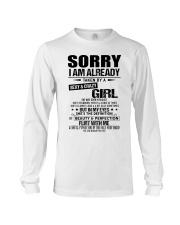 Gift for Boyfriend - TINH08 Long Sleeve Tee thumbnail